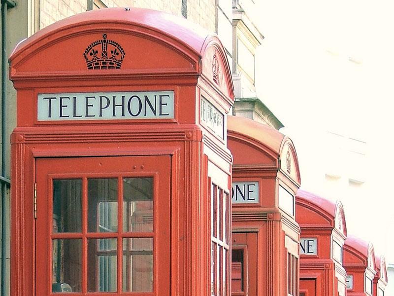 cabine telefoniche ecosostenibili
