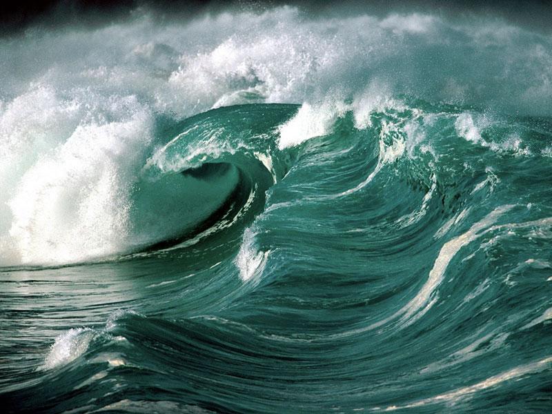 l'acqua e la sua forza