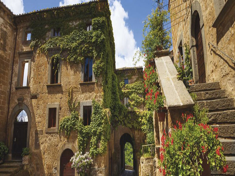 tuscia la provenza italiana greenpage un mondo